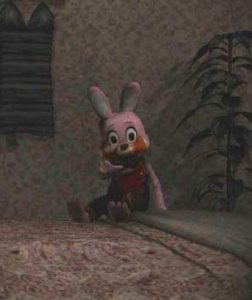 Image result for silent hill 4 rabbit
