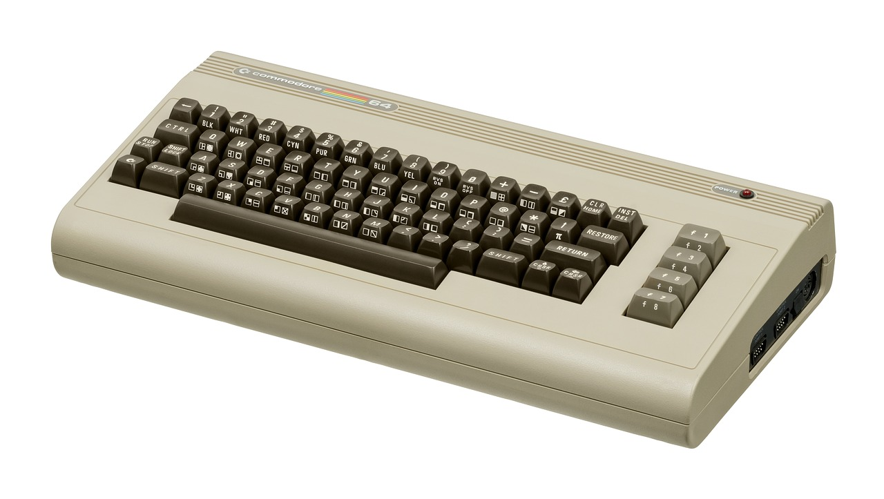 Videogaming Nostalgia Commodore 64